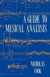 Guide to Musical Analysis | Nicholas Cook |