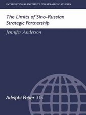 The Limits of Sino-Russian Strategic Partnership