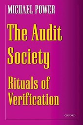 The Audit Society | Michael Power |