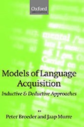 Models of Language Acquisition