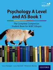 Complete Companions for Eduqas Year 1 and AS Psychology Stud | Cara Flanagan |