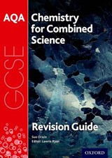 AQA Chemistry for GCSE Combined Science: Trilogy Revision Gu | Sue Orwin |