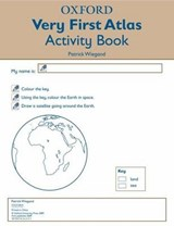 Oxford Very First Atlas Activity Book | Patrick Wiegand |
