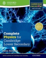 Complete Physics for Cambridge Lower Secondary Student Book | Helen Reynolds |
