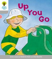 Oxford Reading Tree: Level 1: More First Words: Up You Go