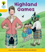 Oxford Reading Tree: Level 5: Decode and Develop Highland Ga | Roderick Hunt; Annemarie Young; Alex Brychta |