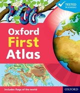Oxford First Atlas | Patrick Wiegand |