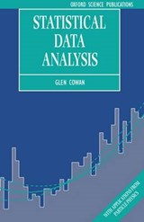 Statistical Data Analysis | Glen Cowan |