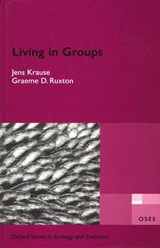 Living in Groups | Jens Krause |