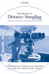 Introduction to Distance Sampling | Stephen Terrence Buckland |