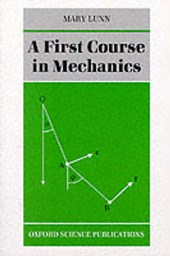 First Course in Mechanics