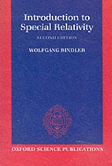 Introduction to Special Relativity | Wolfgang Rindler |