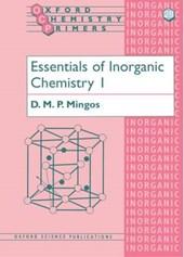 Essentials of Inorganic Chemistry 1