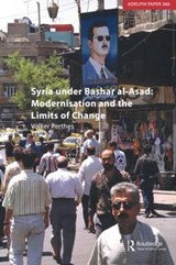 Syria Under Bashar Al-asad | Volker Perthes |