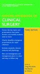 Oxford Handbook of Clinical Surgery | Greg Mclatchie & Neil Borley & Joanna Chikwe |