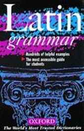 Latin Grammar | James Morwood |