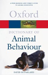 Dictionary of Animal Behaviour | David McFarland |
