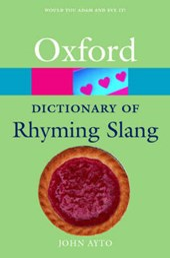 Oxford Dictionary of Rhyming Slang