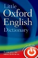 Little Oxford English Dictionary | auteur onbekend |