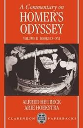 Commentary on Homer's Odyssey: Volume II: Books IX-XVI