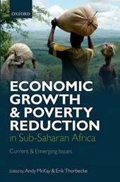 Economic Growth and Poverty Reduction in Sub-Saharan Africa | Andy Mckay |