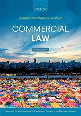 Commercial Law | Eric Baskind |
