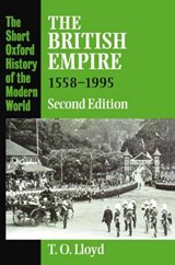 The British Empire 1558-1995 | Trevor Owen Lloyd |