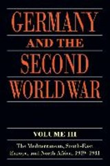 Germany and the Second World War |  |