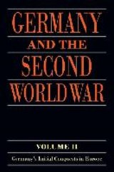 Germany and the Second World War | MAIER,  Klaus A. |