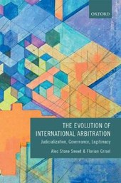 Evolution of International Arbitration