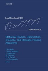 Statistical Physics, Optimization, Inference and Message-Passing Algorithms