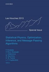 Statistical Physics, Optimization, Inference and Message-Passing Algorithms |  |