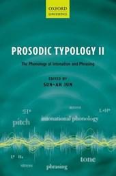 Prosodic Typology II