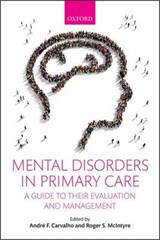 Mental Disorders in Primary Care | André F Carvalho |