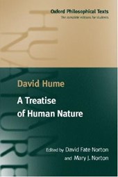 A Treatise of Human Nature | David Hume & David Fate Norton & Mary J. Norton |