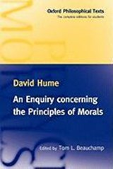 An Enquiry Concerning the Principles of Morals | David Hume & Tom L. Beauchamp |