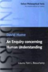 An Enquiry concerning Human Understanding | David Hume ; Tom L. Beauchamp |