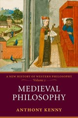 Medieval Philosophy | Anthony Kenny |