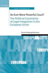 An Ever More Powerful Court? | Dorte Sindbjerg Martinsen |