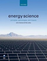 Energy Science | John Andrews |
