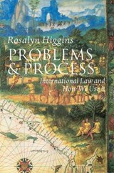 Problems and Process | Rosalyn Higgins |