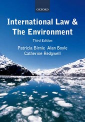 International Law and the Environment | Patricia W. Birnie & Alan E. Boyle & Catherine Redgwell |