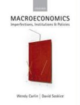 Macroeconomics | Wendy Carlin & David Soskice |