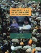 Poverty and Development into the 21st Century | auteur onbekend |
