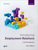 Introducing Employment Relations | Steve Williams |