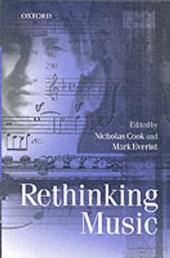 Rethinking Music