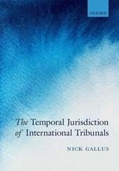The Temporal Jurisdiction of International Tribunals