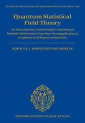 Quantum Statistical Field Theory