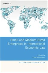 Small and Medium-Sized Enterprises in International Economic | Thilo Rensmann |