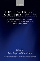 Practice of Industrial Policy | John Page |